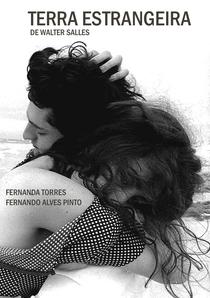Terra Estrangeira - Poster / Capa / Cartaz - Oficial 1