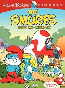 Os Smurfs (1ª Temporada) - Poster / Capa / Cartaz - Oficial 2