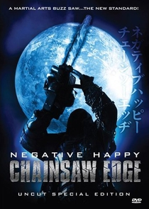 Negative Happy Chainsaw Edge - Poster / Capa / Cartaz - Oficial 3