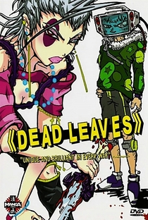 Dead Leaves - Poster / Capa / Cartaz - Oficial 2