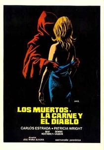 Los Muertos, la Carne y el Diablo - Poster / Capa / Cartaz - Oficial 1