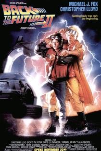 De Volta Para o Futuro 2 - Poster / Capa / Cartaz - Oficial 1