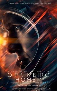 O Primeiro Homem - Poster / Capa / Cartaz - Oficial 2