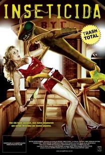 Inseticida - Poster / Capa / Cartaz - Oficial 1