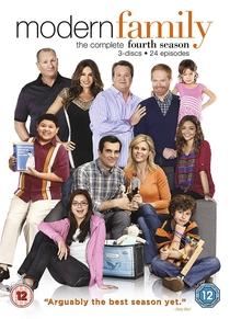 Família Moderna (4ª Temporada) - Poster / Capa / Cartaz - Oficial 2