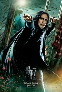 Harry Potter e as Relíquias da Morte - Parte 2 - Poster / Capa / Cartaz - Oficial 12