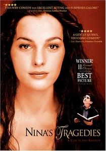 As Tragédias de Nina - Poster / Capa / Cartaz - Oficial 1