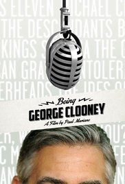 Being George Clooney - Poster / Capa / Cartaz - Oficial 1