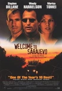 Bem Vindo a Sarajevo - Poster / Capa / Cartaz - Oficial 3