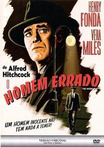 O Homem Errado - Poster / Capa / Cartaz - Oficial 3