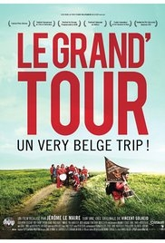 Le grand' tour - Poster / Capa / Cartaz - Oficial 1