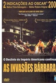As Invasões Bárbaras - Poster / Capa / Cartaz - Oficial 2