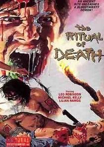 Ritual Macabro - Poster / Capa / Cartaz - Oficial 1