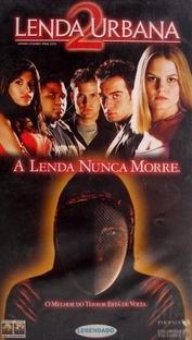 Lenda Urbana 2 - Poster / Capa / Cartaz - Oficial 4