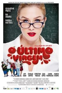 O Último Virgem - Poster / Capa / Cartaz - Oficial 1