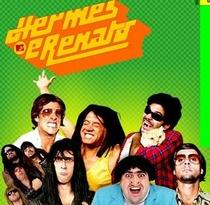 A Verdadeira História de Hermes e Renato - Poster / Capa / Cartaz - Oficial 1
