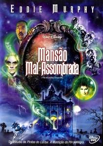 Mansão Mal-Assombrada - Poster / Capa / Cartaz - Oficial 1
