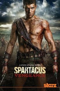 Spartacus: Vingança (2ª Temporada) - Poster / Capa / Cartaz - Oficial 1