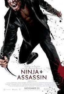 Ninja Assassino - Poster / Capa / Cartaz - Oficial 4
