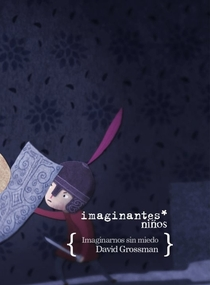 Imaginantes* Imaginarnos sin Miedo - David Grossman - Poster / Capa / Cartaz - Oficial 1