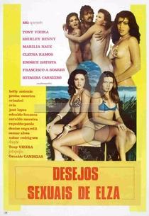 Desejos Sexuais de Elza - Poster / Capa / Cartaz - Oficial 1