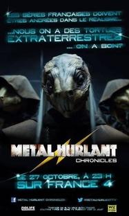 Métal Hurlant Chronicles (1ª Temporada) - Poster / Capa / Cartaz - Oficial 3