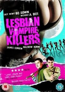 Matadores de Vampiras Lésbicas - Poster / Capa / Cartaz - Oficial 2