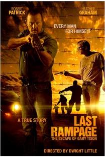 Last Rampage - Poster / Capa / Cartaz - Oficial 2