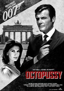 007 - Contra Octopussy - Poster / Capa / Cartaz - Oficial 7