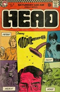 Head - Os Monkees Estão Soltos - Poster / Capa / Cartaz - Oficial 3