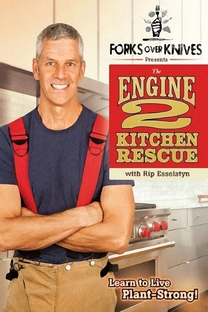 Forks Over Knives Presents: The Engine 2 Kitchen Rescue  - Poster / Capa / Cartaz - Oficial 1