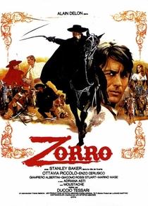 Zorro - Poster / Capa / Cartaz - Oficial 1