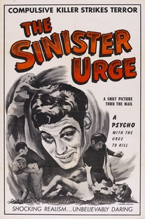 The Sinister Urge - Poster / Capa / Cartaz - Oficial 1