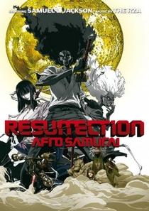 Afro Samurai: Resurrection - Poster / Capa / Cartaz - Oficial 2