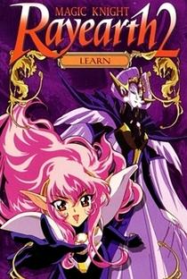 Guerreiras Mágicas de Rayearth (2ª Temporada) - Poster / Capa / Cartaz - Oficial 9