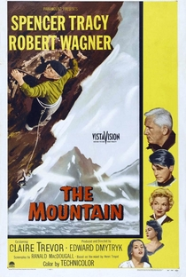 A Maldição da Montanha - Poster / Capa / Cartaz - Oficial 1