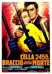 Cela 2455 - Corredor da Morte - Poster / Capa / Cartaz - Oficial 2