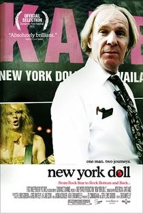 New York Doll - Poster / Capa / Cartaz - Oficial 1