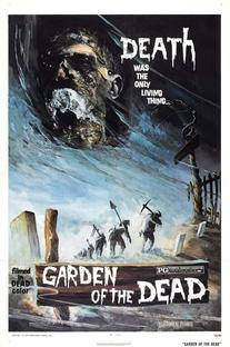 Garden of the Dead - Poster / Capa / Cartaz - Oficial 1