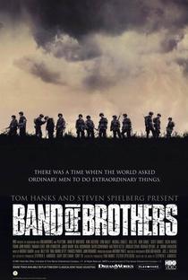 Irmãos de Guerra - Poster / Capa / Cartaz - Oficial 4