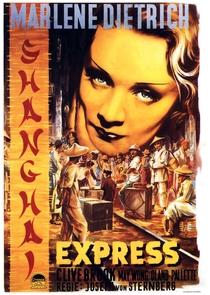 O Expresso de Xangai - Poster / Capa / Cartaz - Oficial 4