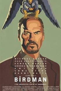 Birdman ou (A Inesperada Virtude da Ignorância) - Poster / Capa / Cartaz - Oficial 2