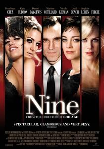 Nine - Poster / Capa / Cartaz - Oficial 1