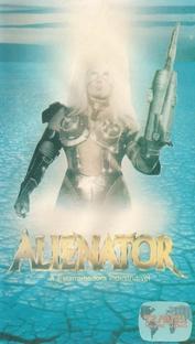 Alienator: A Exterminadora Implacável - Poster / Capa / Cartaz - Oficial 2