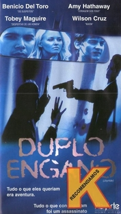 Duplo Engano - Poster / Capa / Cartaz - Oficial 3