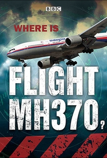 Onde Está o Voo MH370 - Poster / Capa / Cartaz - Oficial 1