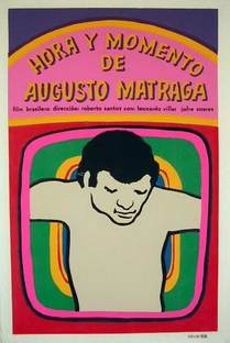 A Hora e a Vez de Augusto Matraga - Poster / Capa / Cartaz - Oficial 4