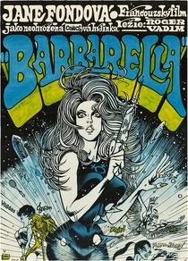 Barbarella - Poster / Capa / Cartaz - Oficial 5