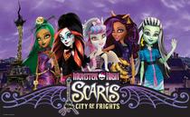 Monster High - Scaris: A Cidade Sem Luz - Poster / Capa / Cartaz - Oficial 3