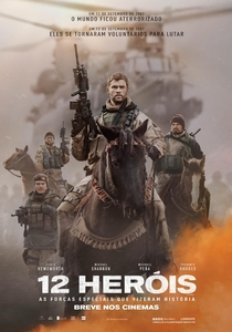 12 Heróis - Poster / Capa / Cartaz - Oficial 1